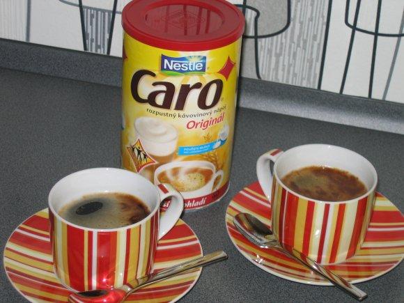 Obrázek ke článku bezkofeinový nápoj caro